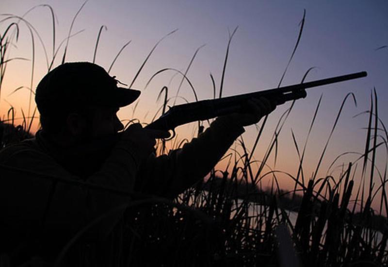 В Азербайджане у браконьеров изъяли охотничье ружье