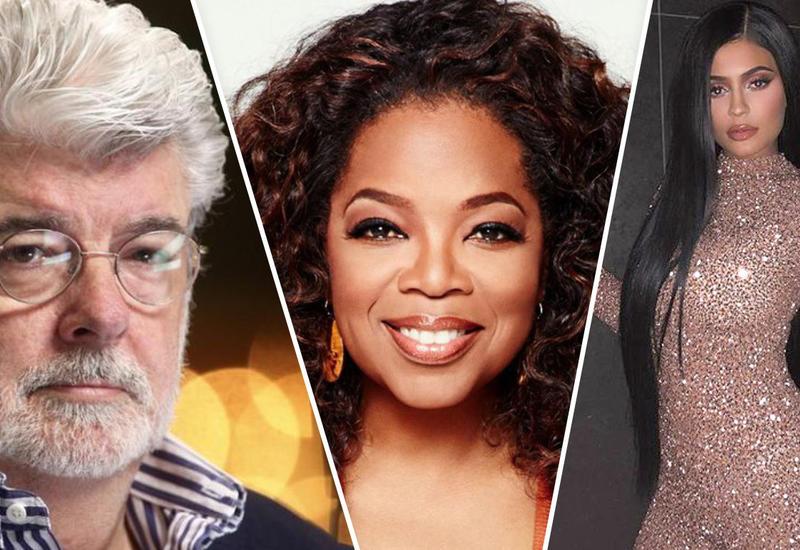 Журнал Forbes опубликовал рейтинг самых богатых знаменитостей США