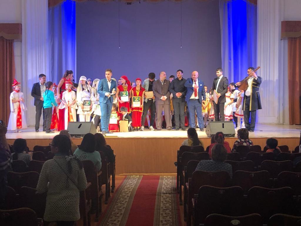 Азербайджанцы Бурятии провели грандиозный Этнокультурный фестиваль