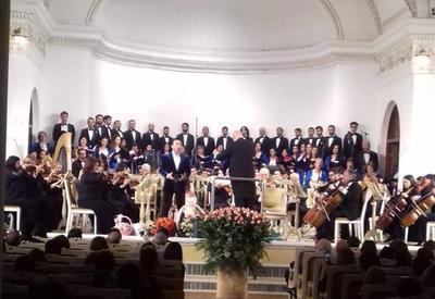 """В Филармонии состоялся грандиозный вечер оперной музыки """"Viva Puccini"""" <span class=""""color_red"""">- ФОТО</span>"""
