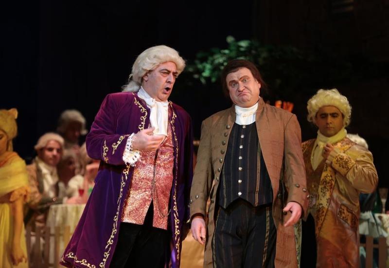Громкая премьера в Театре оперы и балета в Баку