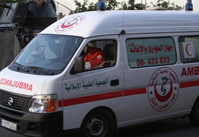 В Триполи рядом со зданием МИД прогремел сильный взрыв, есть жертвы