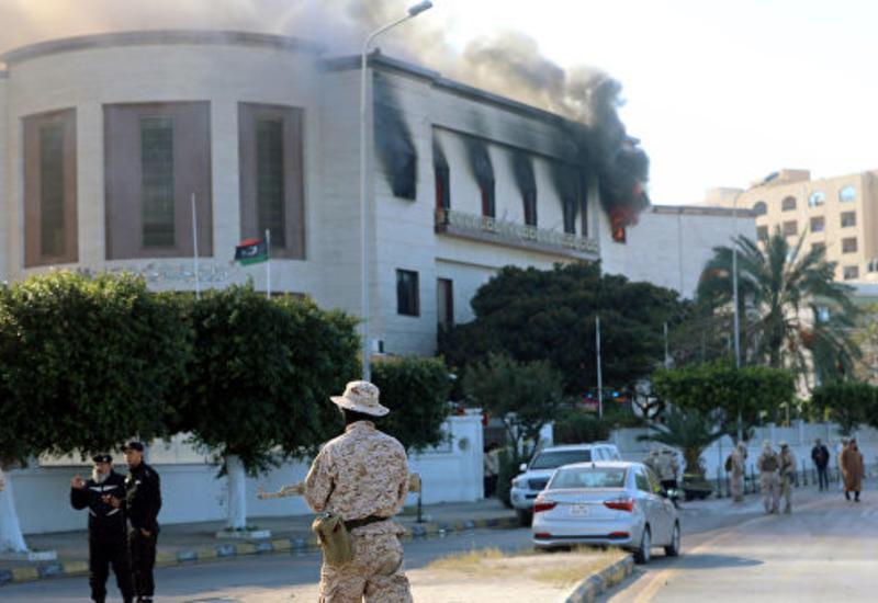 МИД Ливии продолжит работу в новом здании после теракта