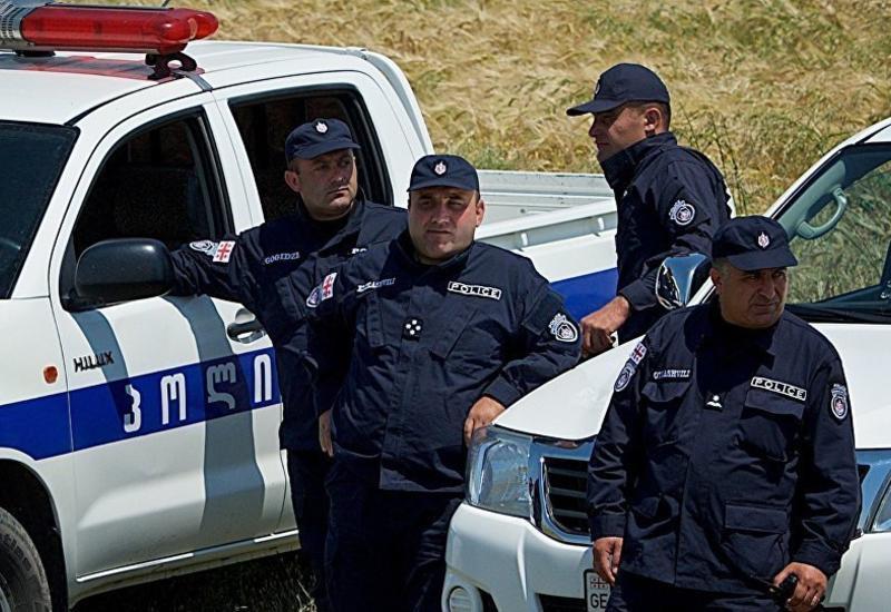 В Грузии задержан мужчина, стрелявший по азербайджанцам