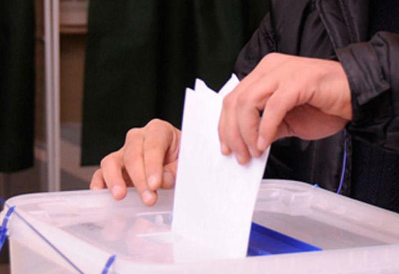 Названо число кандидатов, зарегистрированных для участия в парламентских выборах