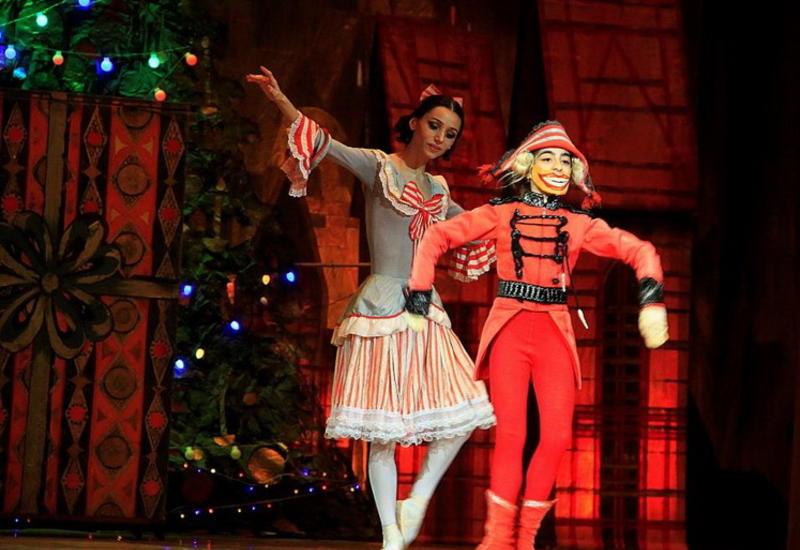 """Театр оперы и балета сделал бакинцам новогодний подарок - великолепного """"Щелкунчика"""""""