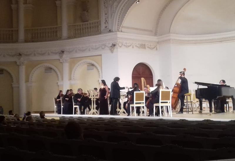 В Филармонии состоялся вечер памяти в связи с 27-ой годовщиной оккупации Ханкенди