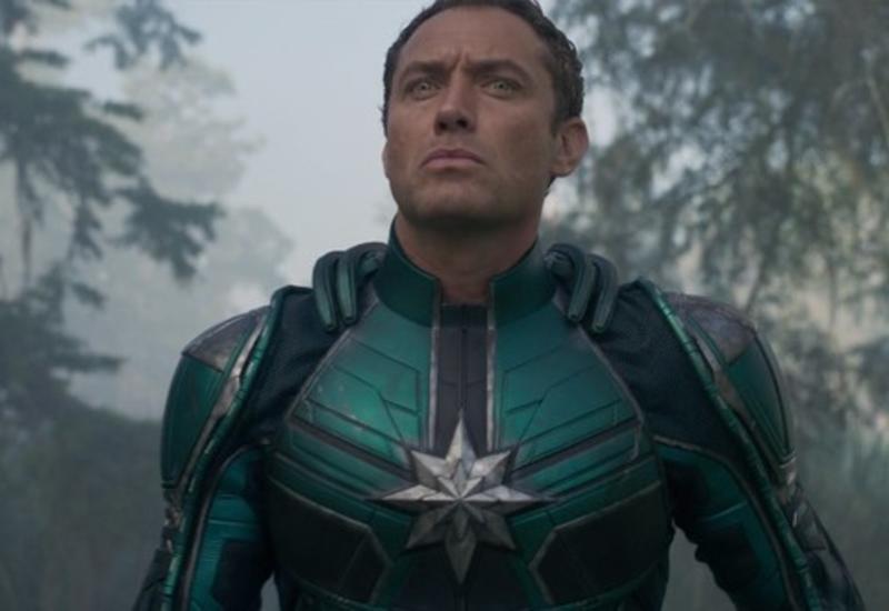 Джуд Лоу сыграет супергероя в новом фильме Marvel