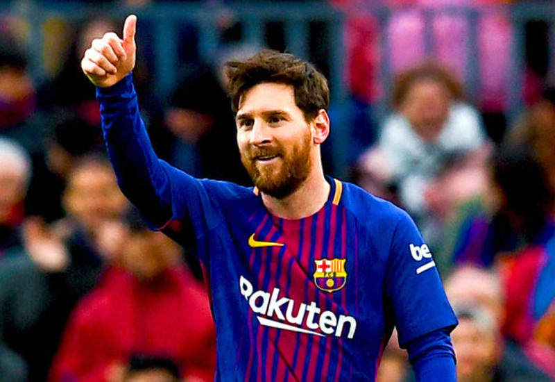 Месси признан лучшим футболистом 2018 года