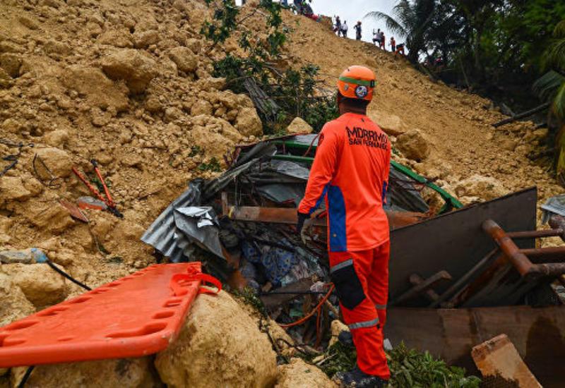 Число погибших из-за ливней и оползней на Филиппинах превысило 120