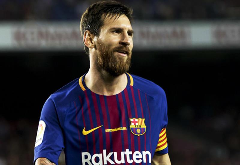 Месси принес победу «Барселоне» в матче со «Славией»