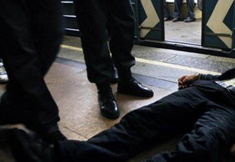 Внезапная смерть в бакинском метро