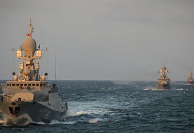 Россия и Иран проведут учения на Каспии