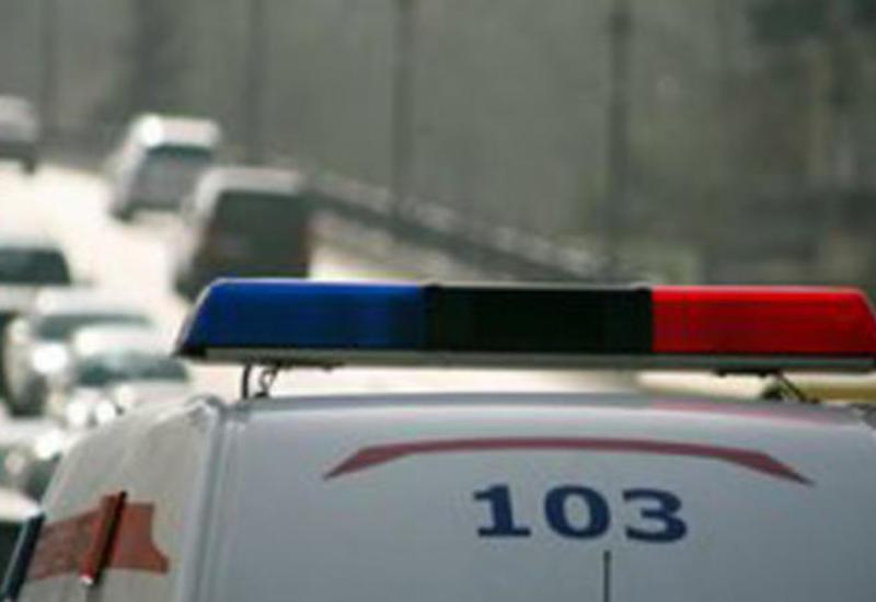Тяжелое ДТП в Баку,  есть пострадавшие