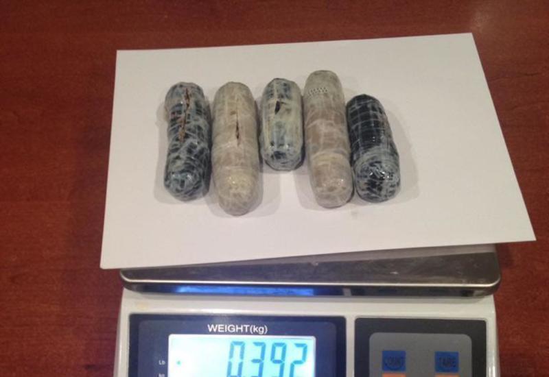 В Азербайджане пресечена контрабанда наркотиков из Ирана