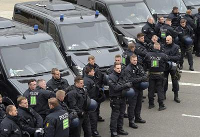 В Германии задержали подозреваемого в хакерской атаке на политиков
