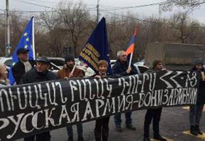В Армении призвали отстреливать российских военных