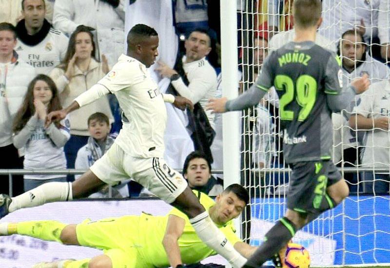 VAR не оповестил судью о возможном пенальти в матче с «Реал Сосьедад»