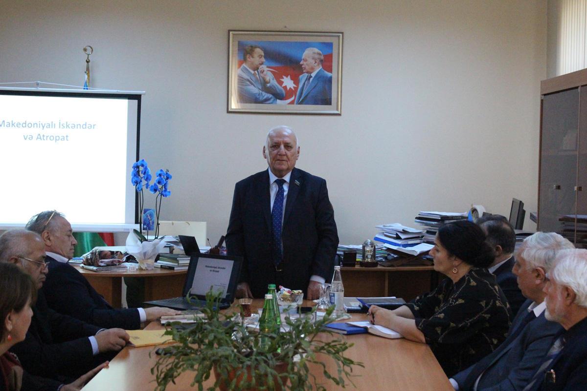 Когда впервые образовалось государство под названием «Азербайджан»
