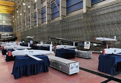 СМИ: Азербайджан приобрел у Израиля дроны-камикадзе  - ФОТО