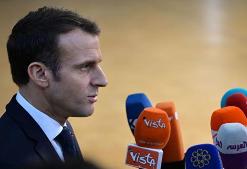 Президент Франции не поедет на экономический форум в Давосе