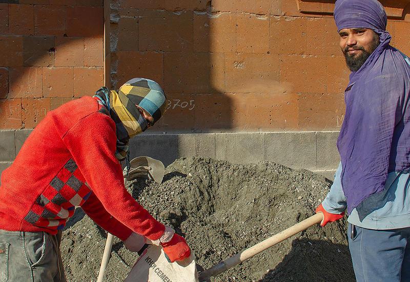 На рынке труда Армении растет агрессия
