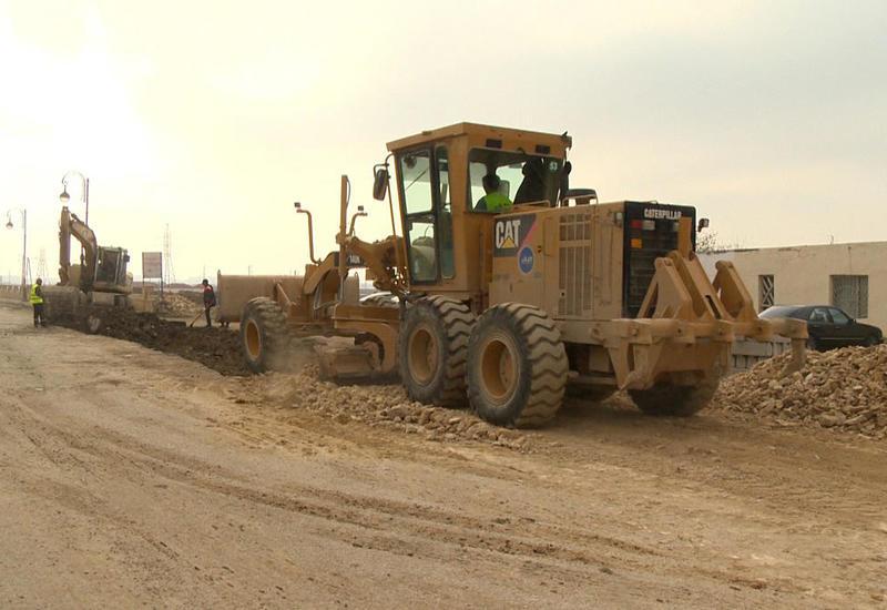 В Азербайджане возьмутся за сельские дороги