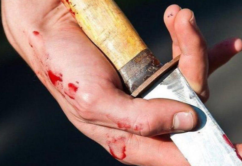 Əfqanıstandan olan qaçqın bıçaqla hamilə qadını yaraladı