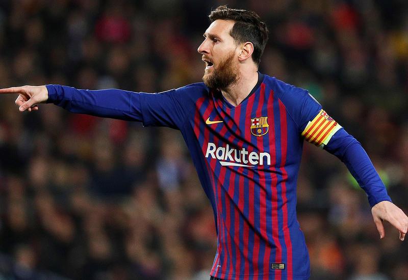 Месси установил очередное историческое достижение в Лиге чемпионов