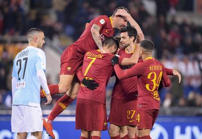 """""""Рома"""" стала последним четвертьфиналистом Кубка Италии <span class=""""color_red"""">- ВИДЕО</span>"""