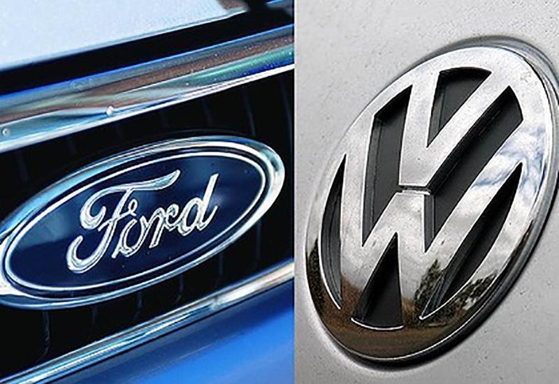 Volkswagen и Ford договорились о совместном производстве пикапов и фургонов