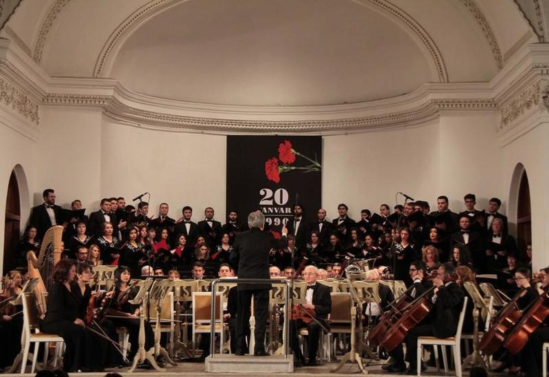 В учреждениях культуры Азербайджана проходят мероприятия, посвященные трагедии 20 Января