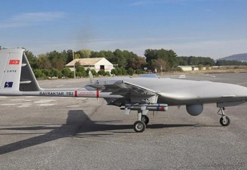 Украина может усилить купленные у Турции дроны ракетами
