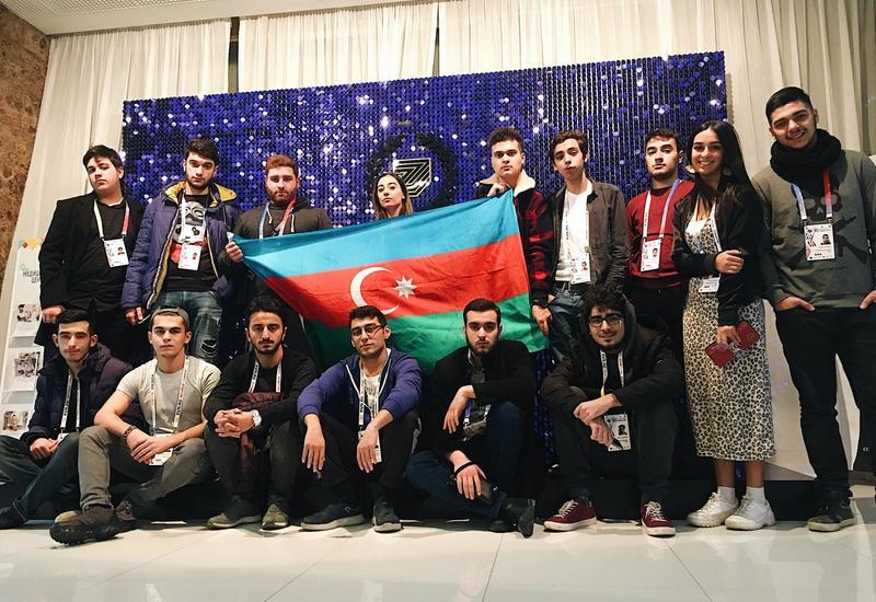 Азербайджанские команды принимают участие в Международном фестивале КВН в Сочи