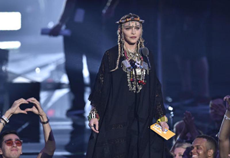 """Мадонна может выступить на """"Евровидении"""" в Израиле"""