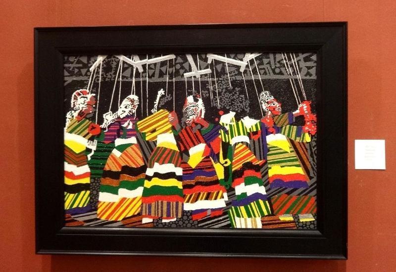 "В Баку отметили юбилей народного художника Арифа Азиза <span class=""color_red"">- ФОТО</span>"