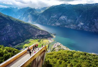 Самые необычные смотровые площадки в мире