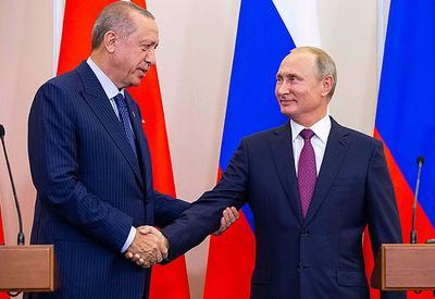 Лавров раскрыл детали будущей встречи Путина и Эрдогана