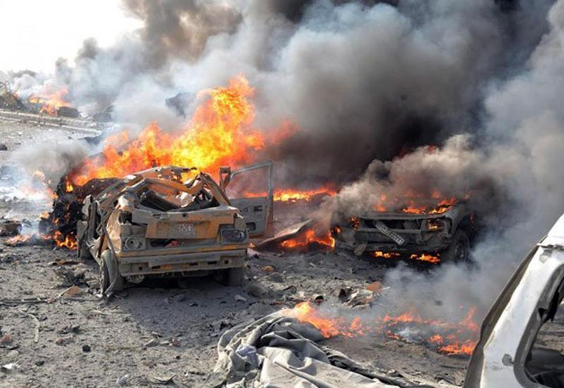 """Сильный взрыв в сирийском Манбидже, погибли американские военные <span class=""""color_red"""">- ОБНОВЛЕНО</span>"""