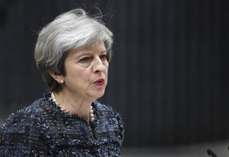 Тереза Мэй рассказала, когда Британия выйдет из ЕС