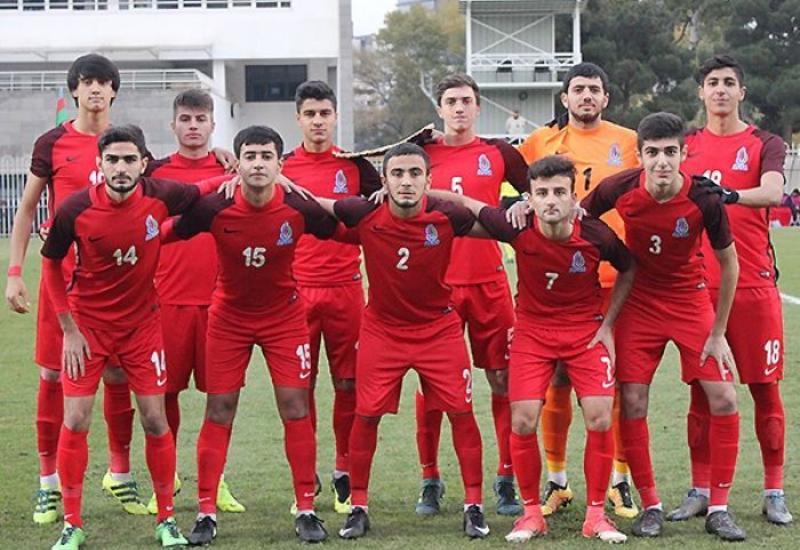 Сборная Азербайджана сыграет с Испанией и Шотландией