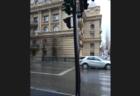 """Вниманию водителей: опасный перекресток в Баку <span class=""""color_red"""">- ФОТО</span>"""