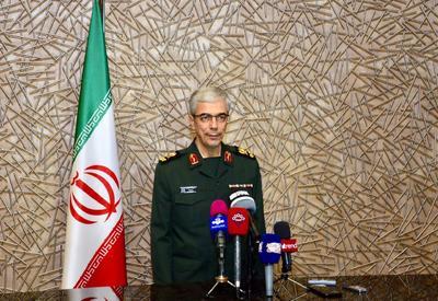 Генерал Мохаммад Багери: Азербайджан - братская страна для Ирана