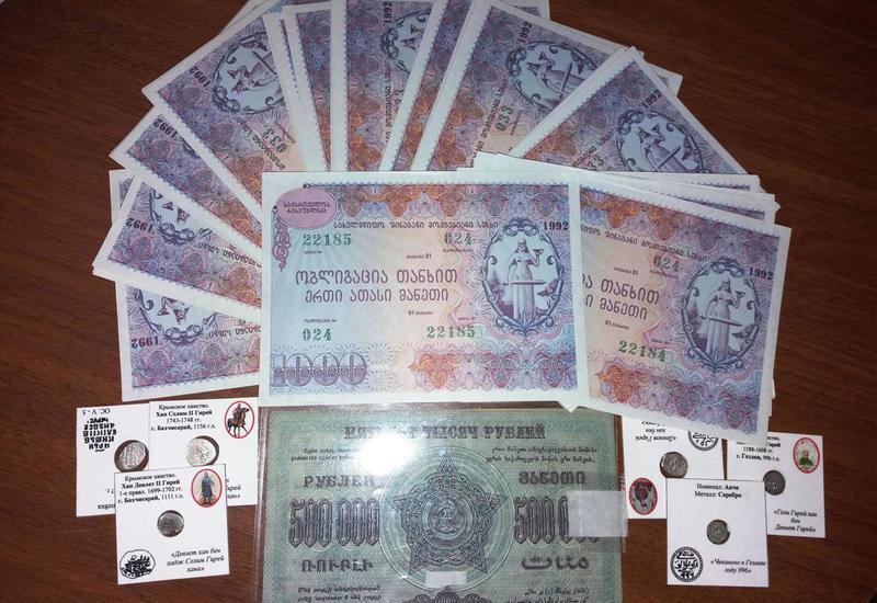 СГБ подарила Музею истории Азербайджана ценный подарок