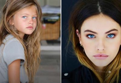 """Как выглядела 10 лет назад """"Самая красивая девочка в мире""""? <span class=""""color_red"""">- ФОТО</span>"""