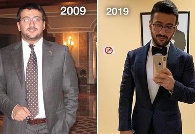 """Как изменились звезды азербайджанского шоу-бизнеса? <span class=""""color_red"""">- #10yearschallenge </span>"""