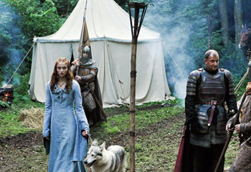 """Софи Тернер раскрыла шокирующие подробности съемок """"Игры престолов"""""""