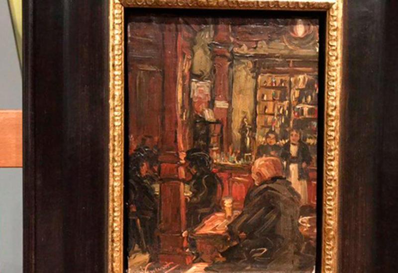 """Неизвестный шедевр Ван Гога нашли в Нидерландах <span class=""""color_red"""">- ВИДЕО</span>"""
