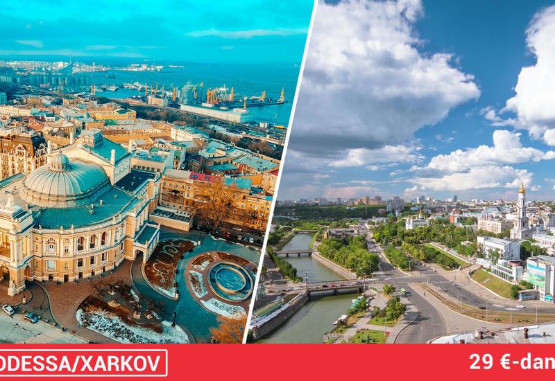 Buta Airways будет выполнять рейсы в Одессу и Харьков