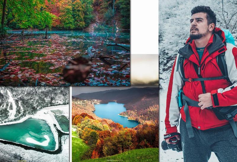 "SHARE-BAZ: Великолепный Азербайджан в Instagram Вахида Гасанова <span class=""color_red"">- ФОТО</span>"
